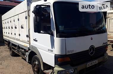 Рефрижератор Mercedes-Benz Atego 815 2002 в Береговому