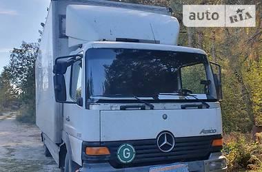 Фургон Mercedes-Benz Atego 815 2001 в Киеве
