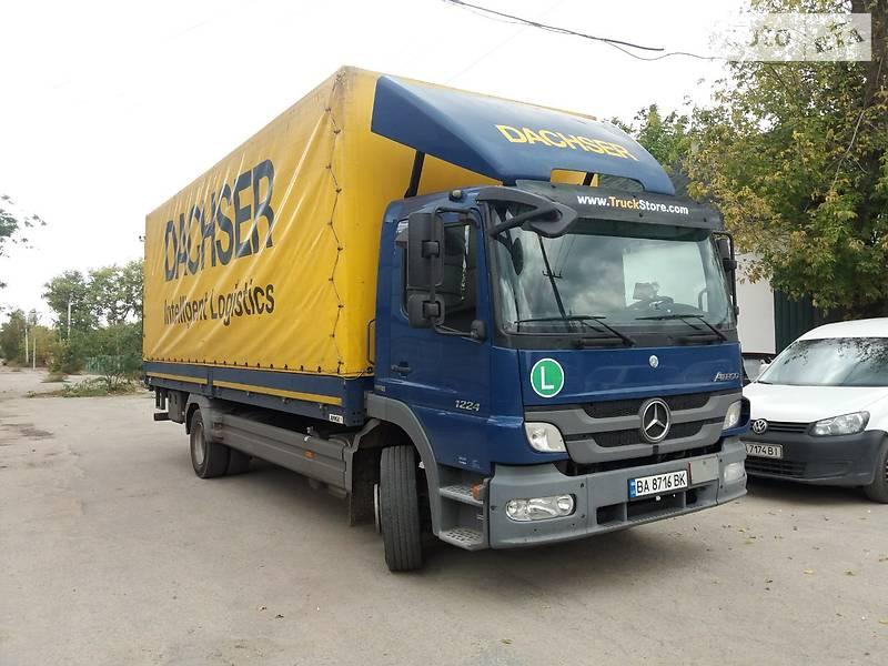 Mercedes-Benz Atego 2014 в Кропивницком