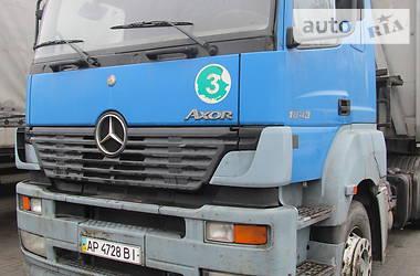 Mercedes-Benz Axor 2002 в Запоріжжі