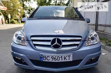 Mercedes-Benz B 170 2009 в Львове