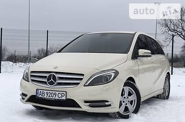 Mercedes-Benz B 180 2015 в Виннице