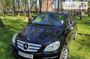 Хэтчбек Mercedes-Benz B 180 2009 в Чернигове