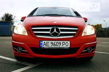 Хэтчбек Mercedes-Benz B 180 2010 в Днепре