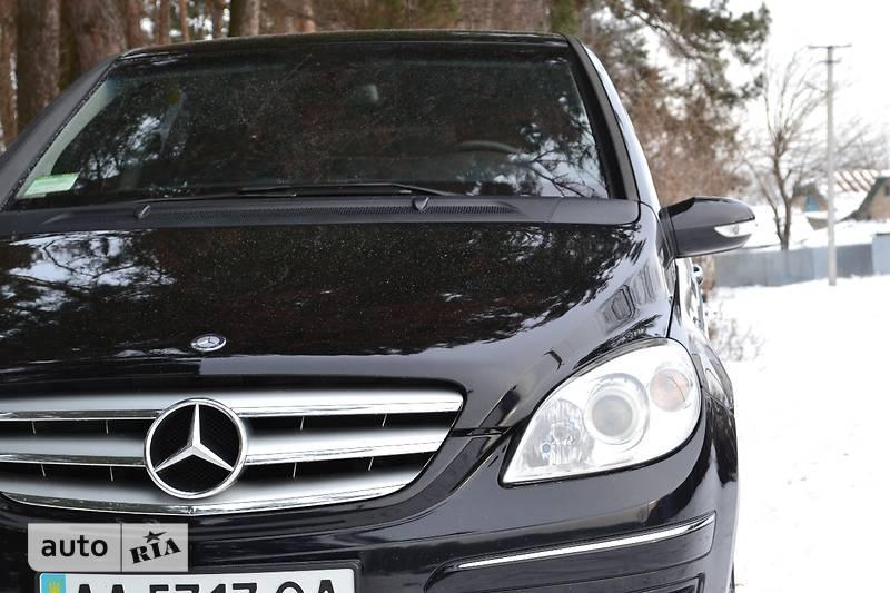 Mercedes-Benz B 200 2006 в Киеве