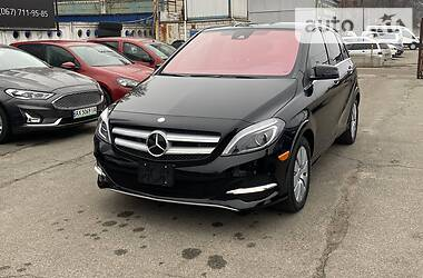 Mercedes-Benz B 250 2016 в Києві