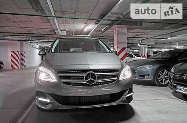 Mercedes-Benz B-Class Electric Drive 2015 в Києві