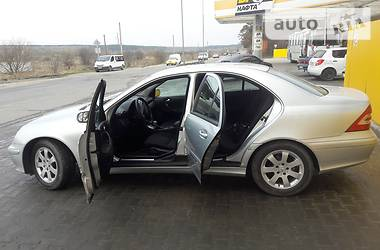 Mercedes-Benz C 180 2006 в Шепетовке
