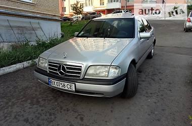 Mercedes-Benz C 180 1996 в Хмельницком