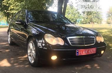 Mercedes-Benz C 180 2004 в Києві