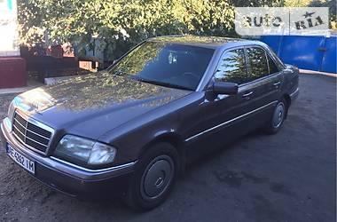 Mercedes-Benz C 180 1996 в Днепре