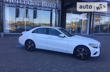 Mercedes-Benz C 180 2018 в Харькове