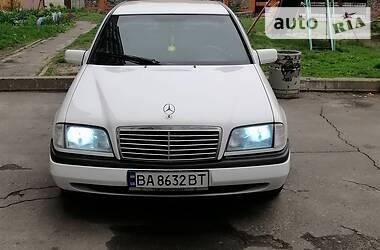 Mercedes-Benz C 180 1995 в Белой Церкви
