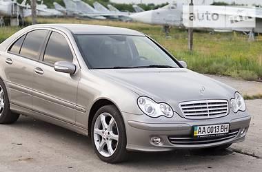 Mercedes-Benz C 180 2006 в Києві
