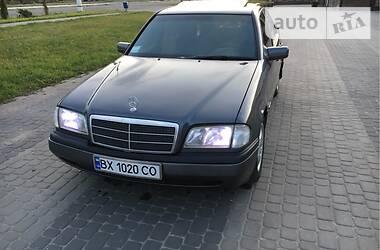 Mercedes-Benz C 180 1997 в Хмельницком