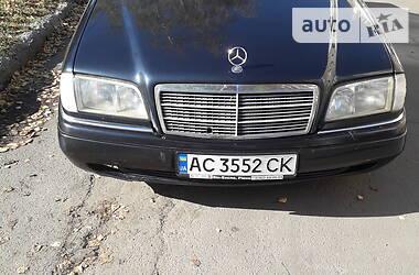 Mercedes-Benz C 180 1997 в Луцке