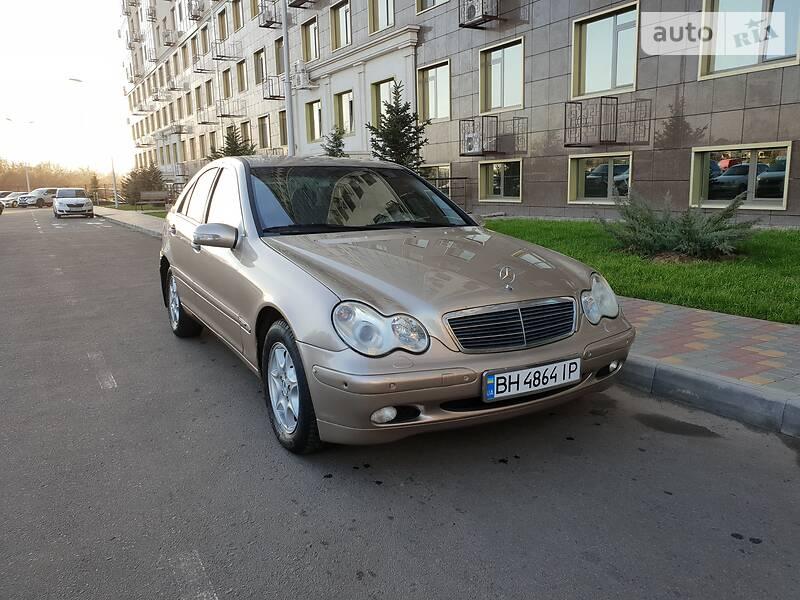 Mercedes-Benz C 180 2003 в Одессе