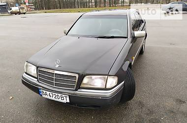 Mercedes-Benz C 180 1995 в Кропивницком