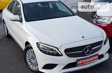 Mercedes-Benz C 180 2019 в Киеве