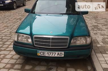 Mercedes-Benz C 180 1996 в Черновцах