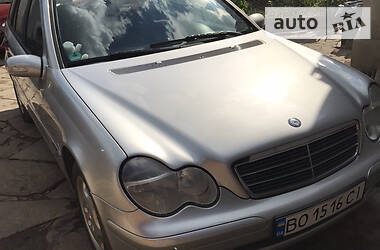 Mercedes-Benz C 180 2004 в Тернополе