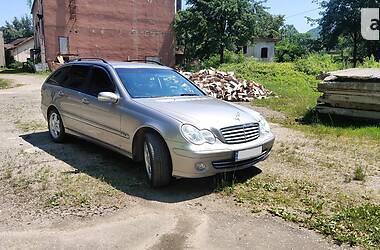 Универсал Mercedes-Benz C 180 2006 в Черновцах