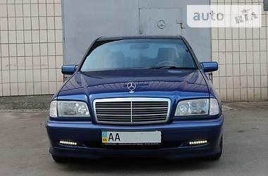 Mercedes-Benz C 200 1998 в Киеве