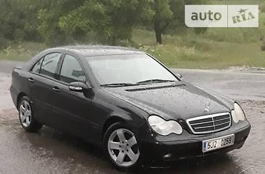 Mercedes-Benz C 200 2004