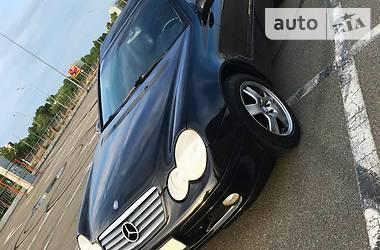 Mercedes-Benz C 200 2002 в Киеве