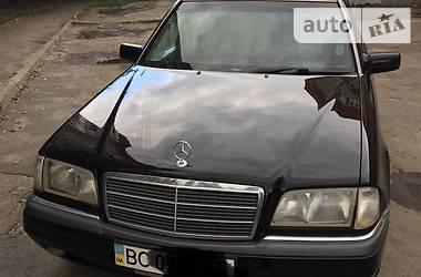 Mercedes-Benz C 200 1997 в Львове