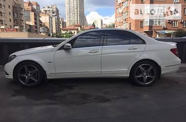 Mercedes-Benz C 200 2011 в Киеве