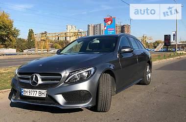 Mercedes-Benz C 200 2016 в Киеве
