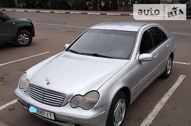 Седан Mercedes-Benz C 200 2000 в Подольске