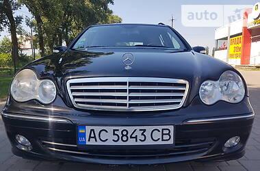 Mercedes-Benz C 200 2005 в Киеве