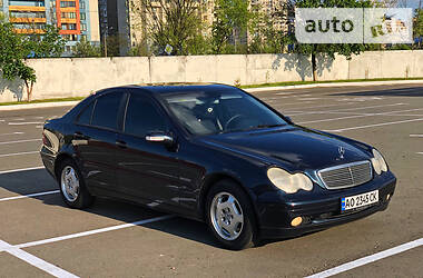 Mercedes-Benz C 200 2003 в Киеве