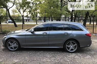 Унiверсал Mercedes-Benz C 200 2016 в Миколаєві