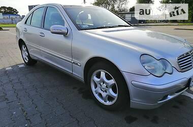 Mercedes-Benz C 200 2003 в Николаеве