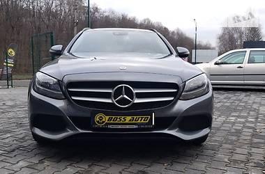 Mercedes-Benz C 200 2018 в Черновцах