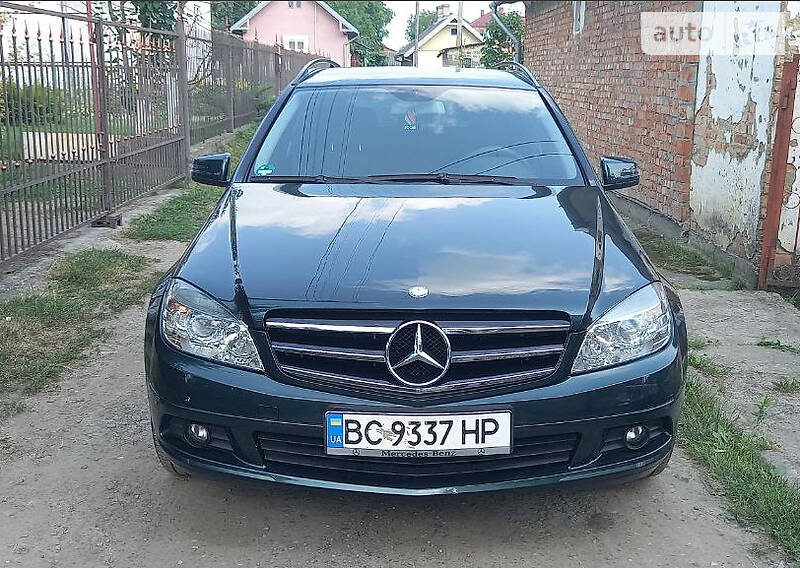 Унiверсал Mercedes-Benz C 200 2008 в Львові