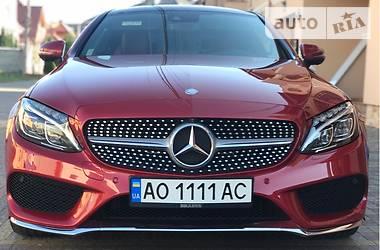 Mercedes-Benz C 220 2016 в Ужгороде