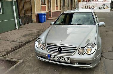 Mercedes-Benz C 220 2002 в Ужгороде