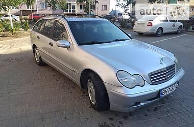 Mercedes-Benz C 220 2002 в Одессе