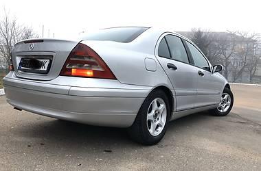 Mercedes-Benz C 220 2001 в Одессе