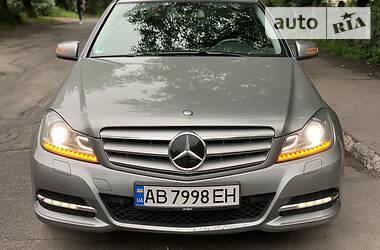 Mercedes-Benz C 220 2013 в Виннице