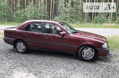 Mercedes-Benz C 220 1996 в Луцке