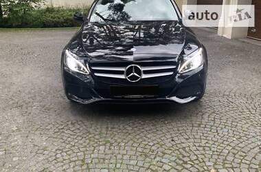 Mercedes-Benz C 220 2015 в Львове
