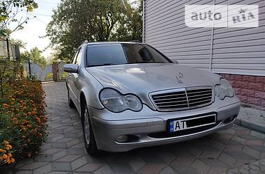 Универсал Mercedes-Benz C 220 2002 в Снятине