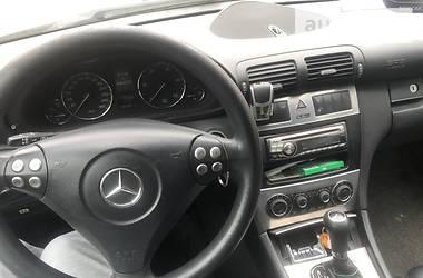 Купе Mercedes-Benz C 220 2004 в Новограде-Волынском