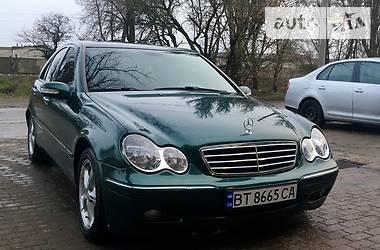 Mercedes-Benz C 220 2000 в Херсоне
