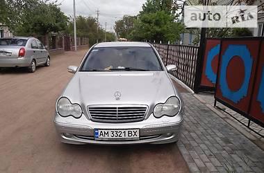 Mercedes-Benz C 230 2001 в Житомире